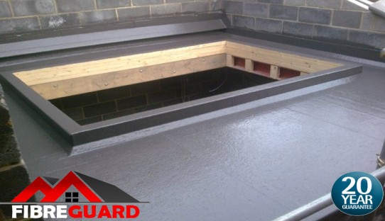 fibreglass-roofing